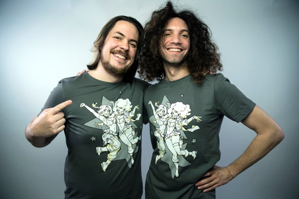 Game Grumps The Final Party Event Hoyt Sherman Place